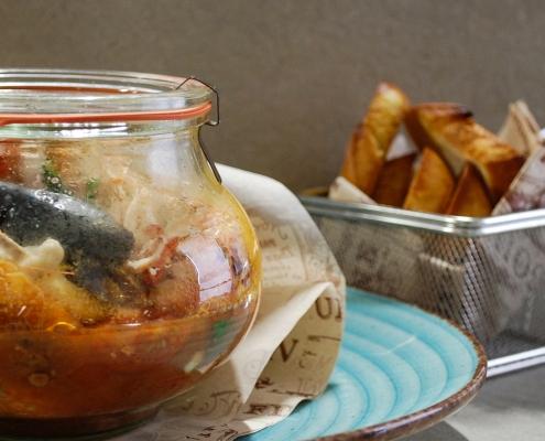 salvo cravero zuppa di pesce